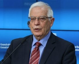 Μπορέλ: «Να σταματήσει η βία μεταξύ Ισραήλ και Παλαιστινίων»