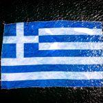 Στη Σαντορίνη η μεγαλύτερη υποβρύχια ελληνική σημαία