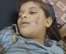 Ανθρωπόμορφα κτήνη -Τουρκικό τεθωρακισμένο δολοφόνησε την 8χρονη Σίμα, στην Ιντλίμπ