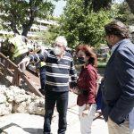 Αυτοψίες του Δημάρχου Αμαρουσίου σε έργα καθαριότητας, πρασίνου και τεχνικών συντηρήσεων