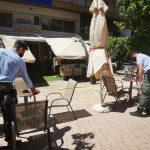 Δήμος Τρικκαίων: Εντατικότεροι έλεγχοι για τις αποστάσεις στα τραπεζοκαθίσματα