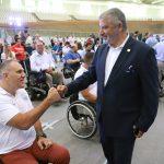 Στο ΠΔΕ 2021 το εμβληματικό έργο για τη δημιουργία του Παραολυμπιακού Αθλητικού Κέντρου Ραφήνας Πικερμίου