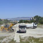 Συνεχίζεται αδιάκοπα ο καθαρισμός του Πάρκου Κόδρα, στην Καλαμαριά