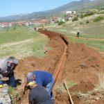 """Δ. Καστοριάς: Παρέμβαση στη θέση """"Μαύρο Βουνό"""" της Κοινότητας Μανιάκων"""