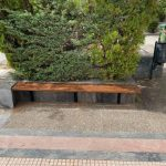 Δήμος Παπάγου Χολαργού: Εργασίες συντήρησης στην πλατεία Ι. Μεταξά του Παπάγου