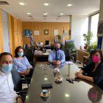 Συνάντηση για το ενδεχόμενο δημιουργίας ΚΕΠ Υγείας στον Δήμο Παπάγου – Χολαργού