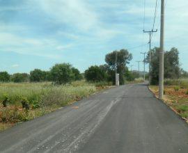Σε εξέλιξη το έργο αγροτικής οδοποιίας Δήμου Κρωπίας στην περιοχή Κοκκιναράς Κορωπίου