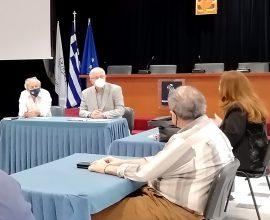 Αμπατζόγλου: «Προτεραιότητά μας στη μετεγκατάσταση του 6ου Λυκείου η ασφάλεια της μαθητών και εκπαιδευτικών»