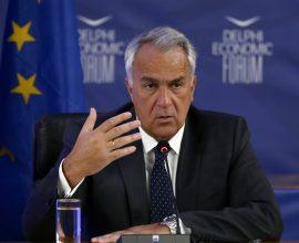 Βορίδης στο 6ο Οικονομικό Φόρουμ των Δελφών: «Στόχος η αποτελεσματική λειτουργία των ΟΤΑ»