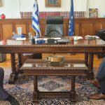 ΠΕΔΚΜ: Η Αυτοδιοίκηση στο επίκεντρο της συνάντησης Καλαφάτη-Καϊτεζίδη