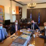 Συνάντηση του Ανδρέα Ευθυμίου με τον Αν. Υπουργό Εσωτερικών για θέματα του Δήμου Μοσχάτου-Ταύρου
