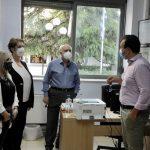 Υποδομές επαγγελματικής εκπαίδευσης στη συνεργασία Παπαστεργίου – ΓΓ Υπουργείου Παιδείας