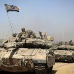Το Ισραήλ ανέπτυξε άρματα μάχης κατά μήκος των συνόρων με τη Λωρίδα της Γάζας