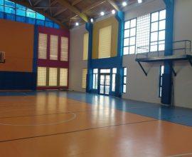 Δήμος Ν. Ιωνίας: Άλλαξε η εικόνα στο Κλειστό Γήπεδο της οδού Κάλβου