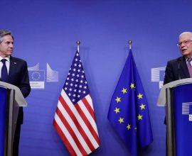 Επικοινωνία Μπορέλ-Μπλίνκεν για την κατάσταση στη Μέση Ανατολή
