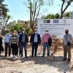 Δήμος Μοσχάτου-Ταύρου: Έναρξη εργασιών ανάπλασης πλατείας Ανδρέα Παπαδημητρίου (Ο.Τ. 16) στο Μοσχάτο