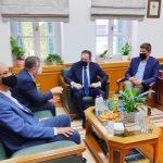 """Πέτσας: 316 εκ. ευρώ στην Κρήτη από το Πρόγραμμα """"Αντώνης Τρίτσης"""""""