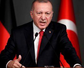 Ο εγκληματίας πολέμου σε Συρία, Λιβύη και Αρμενία κατηγορεί το Ισραήλ ως «χώρα τρομοκράτη»