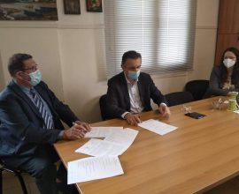 ΠΔΜ: Υπογραφή Προγραμματικής Σύμβασης 2.050.000 € για την ενεργειακή αναβάθμιση του Νοσοκομείου Καστοριάς
