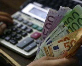 Επιστρεπτέα προκαταβολή: Έλαβαν 189,2 εκατ. ευρώ οι 15.319 δικαιούχοι