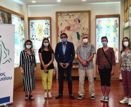 Αμπατζόγλου: «Το Μαρούσι διεθνές τοπόσημο πολιτισμού»