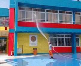 Έτοιμα τα σχολεία του Δήμου Παπάγου – Χολαργού να υποδεχτούν τους μαθητές τη Δευτέρα 10 Μαΐου