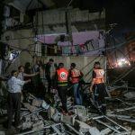 Βομβάρδισαν την οικία κορυφαίου στελέχους της Χαμάς- Συνεχίζονται οι επιχειρήσεις του Ισραήλ
