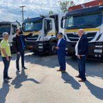 Ιωαννίδης: «Μέχρι το 2023 η υπηρεσία καθαριότητας του Δήμου Δέλτα θα έχει αλλάξει ριζικά»