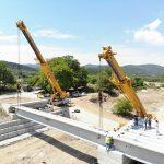 Περιφέρεια Θεσσαλίας: Προχωρούν οι εργασίες κατασκευής της νέας γέφυρας στο Πουρί Αγιοκάμπου