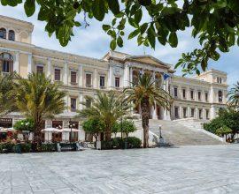 Δήμος Σύρου-Ερμούπολης: Προληπτικά μέτρα προστασίας από τις υψηλές θερμοκρασίες
