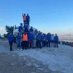 Δήμος Αγ, Βαρβάρας: Ασκήσεις ετοιμότητας για πυρασφάλεια από  την εθελοντική ομάδα πολιτικής προστασίας «ΔΡΑΣΗ»