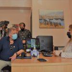 Δήμος Κατερίνης: Επίσκεψη της Υφ. Εργασίας στο Κέντρο Συμβουλευτικής Υποστήριξης Γυναικών