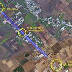 Στο ΕΣΠΑ Θεσσαλίας 2014-2020 η χρηματοδότηση της μελέτης από νότια παράκαμψη Λάρισας έως αρχή παράκαμψης Νίκαιας