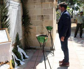 Δήμος Μαλεβιζίου: Αρχιερατικό Μνημόσυνο στη μνήμη των 62 Μαρτύρων