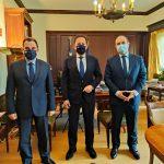 Συνεργασία Δημάρχου Κιλκίς με τον Αν. Υπουργό Εσωτερικών για το πρόγραμμα ''Αντώνης Τρίτσης''