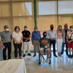 Τον Παραολυμπιονίκη Αριστείδη Μακροδημήτρη, τίμησε ο Δήμος Σαρωνικού