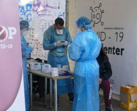Το σημερινό (20/6) πρόγραμμα των rapid test στην Περιφέρεια Θεσσαλίας