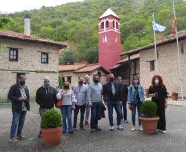 Δ. Καστοριάς: Press Trip  για την προώθηση του Τουρισμού στην περιοχή