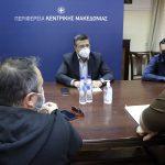 """Τζιτζικώστας: """"Σε δυο εβδομάδες ξεκινούν τα γυρίσματα μεγάλης χολιγουντιανής ταινίας δράσης στη Θεσσαλονίκη"""""""