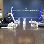 ΠΚΜ: Συνάντηση Τζιτζικώστα με τον Υπουργό Τουρισμού