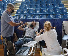 Πατούλης: «Η προσφορά των εθελοντών αιμοδοτών είναι ανεκτίμητη»
