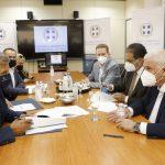 Πατούλης: «Συμβάλλουμε στη χρηματοδότηση του αναγκαίου εξοπλισμού για την ολοκλήρωση του γηπέδου της ΑΕΚ»
