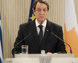 Συνάντηση Αναστασιάδη με την Ειδική Απεσταλμένη του ΓΓ του ΟΗΕ για το Κυπριακό