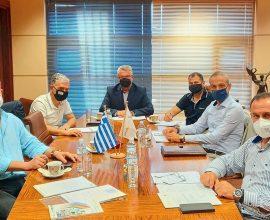 Πρώτη συνεδρίαση της Επιτροπής τουριστικής ανάπτυξης της Π.Ε. Δράμας