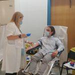 Στέφθηκε με επιτυχία η εθελοντική αιμοδοσία του Δήμου Ιλίου