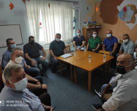 Δήμαρχος Κατερίνης: Συναντήσεις με τα Συμβούλια κοινοτήτων Νεοκαισάρειας και Σβορώνου