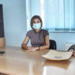 Συνάντηση Δημάρχου Ληξουρίου με τη νέα αναπληρωτή διοικητή του Μαντζαβινατείου Νοσοκομείου