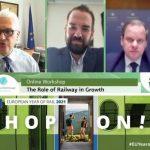 ΠΔΕ: Η Πάτρα θα είναι το επόμενο λιμάνι που θα συνδεθεί με το τρένο;