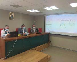 Δήμος Καλαμάτας: Μηνιαία σύσκεψη για ΕΣΠΑ, Ταμείο Ανάκαμψης και συγχρηματοδοτούμενα προγράμματα