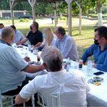 Επίσκεψη της Υφυπουργού Αγροτικής Ανάπτυξης στον Δήμαρχο Τυρνάβου